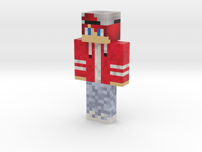 n1lak0 | Minecraft toy in Natural Full Color Sandstone