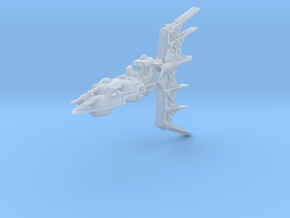 Icarus Light Cruiser in Smooth Fine Detail Plastic