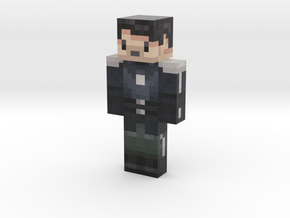 BarneyCalhoun | Minecraft toy in Natural Full Color Sandstone