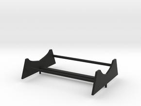 deZaan_87_FH_stand in Black Natural Versatile Plastic