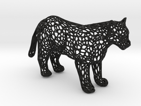 Wireframe PUMA in Black Natural Versatile Plastic