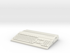 AMIGA 500 XXL in White Natural Versatile Plastic