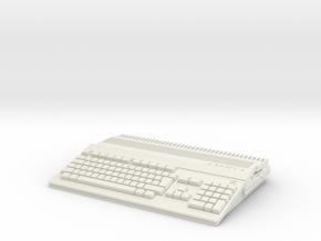 AMIGA 500 XXL in White Natural Versatile Plastic