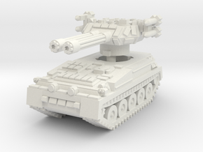 MG144-GT05 FV101AA Scorpion in White Natural Versatile Plastic