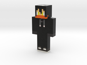 (1) | Minecraft toy in Natural Full Color Sandstone