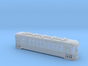 Dayton City Railways Series 400 in Smooth Fine Detail Plastic