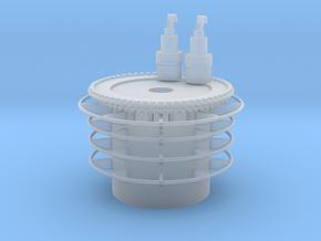 Kransockel überarbeitet in Smooth Fine Detail Plastic
