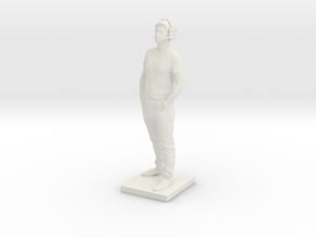 Printle C Homme 2000 - 1/24 in White Natural Versatile Plastic