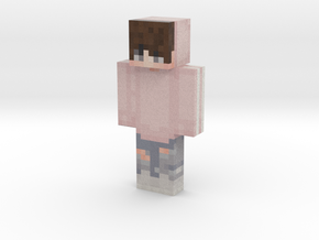 Kalinek_ | Minecraft toy in Natural Full Color Sandstone