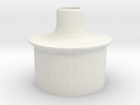 Airsoft Magazine Emptier  in White Natural Versatile Plastic