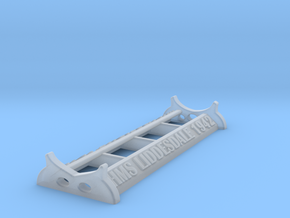 700 Liddesdale Stand FullHull in Smoothest Fine Detail Plastic