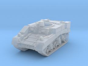 M3 Stuart Recce scale 1/285 in Smoothest Fine Detail Plastic