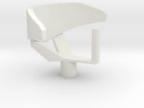 1/48 Scale AN/SPS-16 Radar in White Natural Versatile Plastic