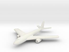 (1:144) Focke-Wulf Fw 1000x1000x1000 A in White Natural Versatile Plastic