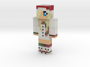 Merp2000   Minecraft toy in Natural Full Color Sandstone
