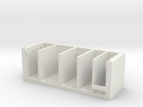 Stationery rack in White Natural Versatile Plastic