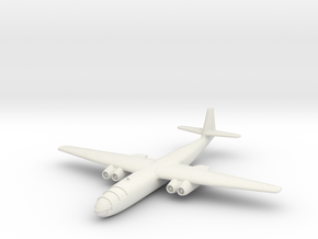 (1:144) Arado E 395 in White Natural Versatile Plastic