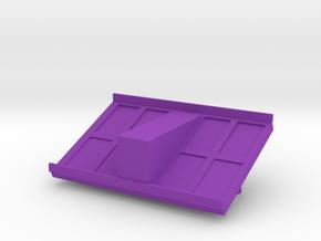 versatile mobile phone in Purple Processed Versatile Plastic