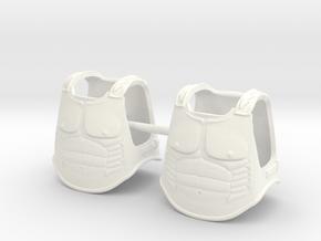 CUIRASSE DIMITRIS X2 in White Processed Versatile Plastic