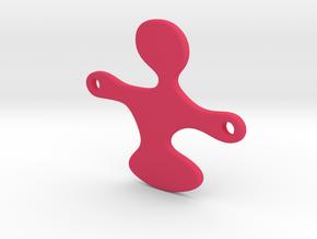 Qlonee_P_Plastic_Hole_20mm in Pink Processed Versatile Plastic