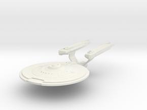 """ValCook Class C Cruiser  3.6"""" in White Natural Versatile Plastic"""