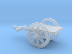 hand cart 1 in Smooth Fine Detail Plastic