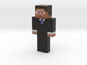 Chriswhippit   Minecraft toy in Natural Full Color Sandstone