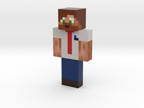 Ufosxm   Minecraft toy in Natural Full Color Sandstone
