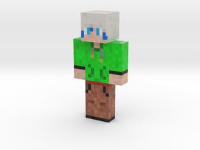 3クラシック   Minecraft toy in Natural Full Color Sandstone