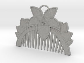 Movie Accurate Mulan's comb in Aluminum