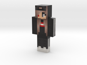 BakaBrooko | Minecraft toy in Natural Full Color Sandstone