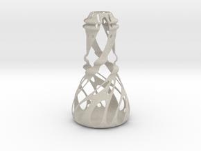 Vase-01 in Natural Sandstone