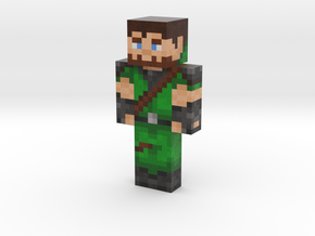 R3n3smay | Minecraft toy in Natural Full Color Sandstone