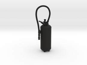 Fire Extinguisher Type 2 - 1/10 in Black Natural Versatile Plastic