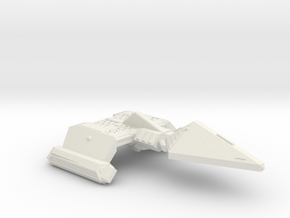 3125 Scale Neo-Tholian Heavy Destroyer SRZ in White Natural Versatile Plastic