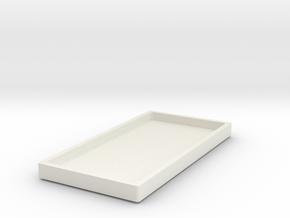 cellphone in White Natural Versatile Plastic: Medium