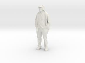 Printle C Homme 2017 - 1/30 - wob in White Natural Versatile Plastic