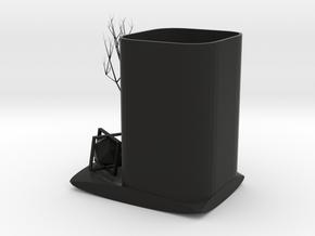sight(Pen holder) in Black Premium Versatile Plastic