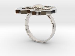 Hilalla ring in Platinum: 6 / 51.5