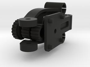 BASE15185WBPADSTA in Black Natural Versatile Plastic