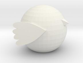 107107208fgd2 in White Natural Versatile Plastic: Medium