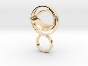 Fjjoito - Bjou Designs in 14k Gold Plated Brass