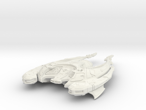 "Son´a_Commandcruiser 6.8"" in White Natural Versatile Plastic"