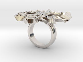 Trato - Bjou Designs in Rhodium Plated Brass