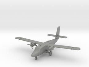 de Havilland Canada DHC-6 Twin Otter in Gray Professional Plastic