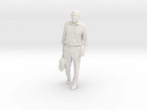 Printle C Homme 2052 - 1/30 - wob in White Natural Versatile Plastic
