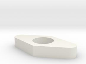 單手拿書器 in White Natural Versatile Plastic