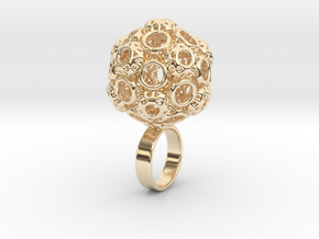 Tracoba - Bjou Designs in 14k Gold Plated Brass