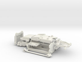 CHASSIS NIMH - M_force in White Natural Versatile Plastic