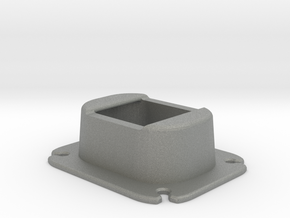 Fish Tank Artificial Plant Holder in Gray PA12